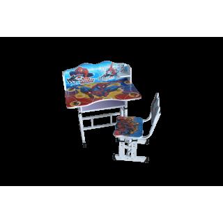 Парта и стул трансформер А602/1