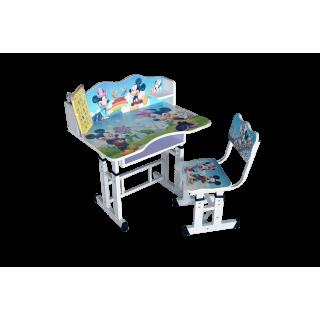 Парта и стул трансформер A604/1