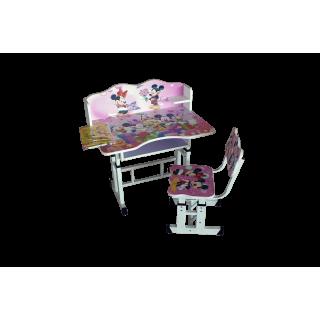 Парта и стул трансформер A605/1
