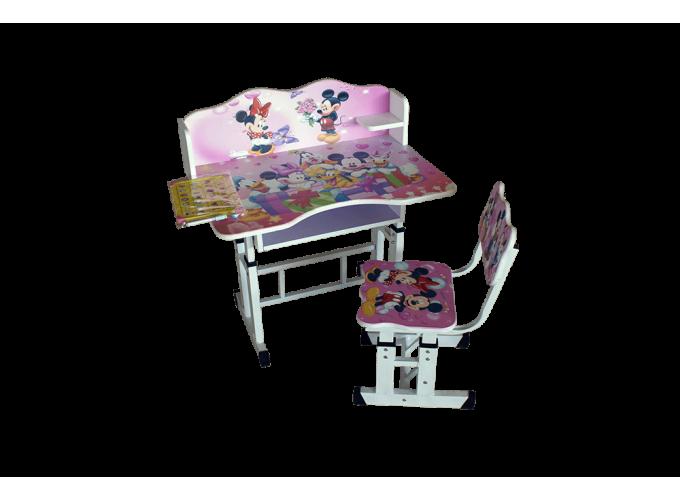Парта и стул трансформер A605/1 main