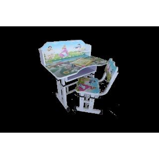 Парта и стул трансформер A608