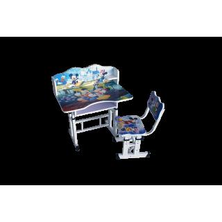 Парта и стул трансформер А611