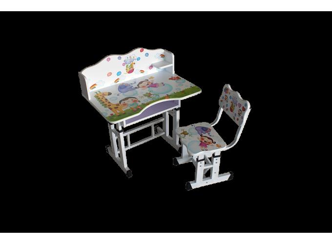 Парта и стул трансформер А612