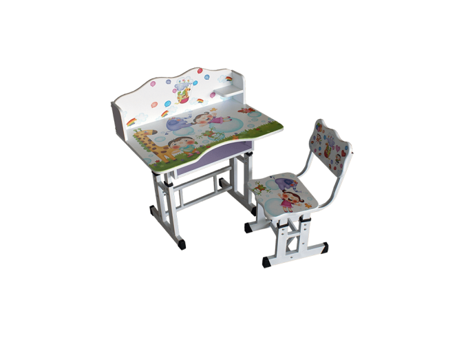 Парта и стул трансформер А612 main