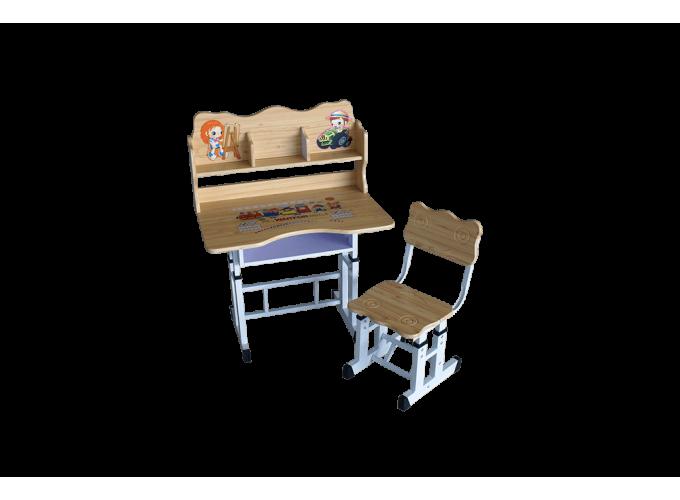 Парта и стул трансформер А613