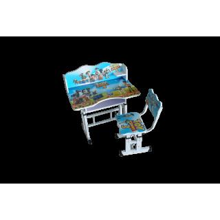Парта и стул трансформер А614