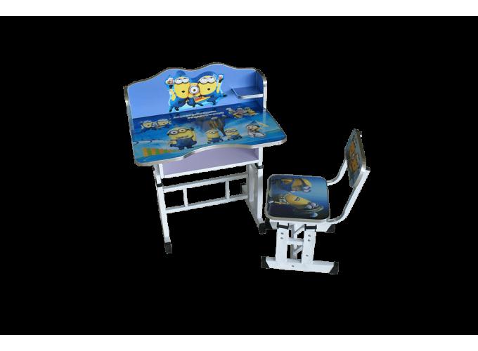 Парта и стул трансформер А615