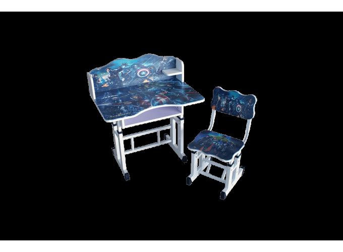 Парта и стул трансформер А616 main