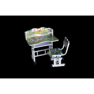 Парта и стул трансформер А617