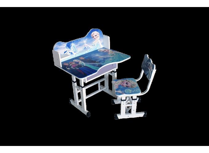 Парта и стул трансформер А618