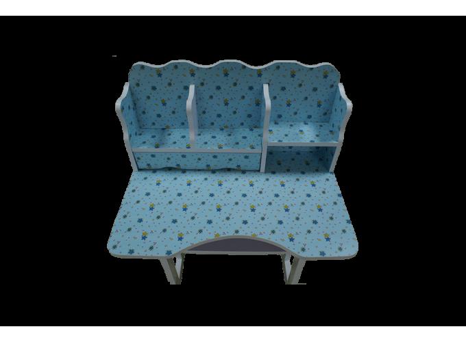 Комплект детской мебели A620+SF003 2
