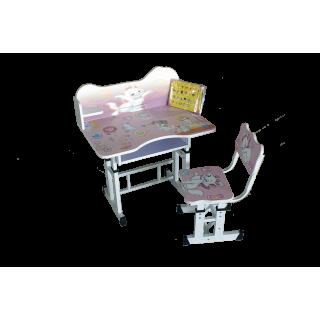 Парта и стул трансформер AL66/1