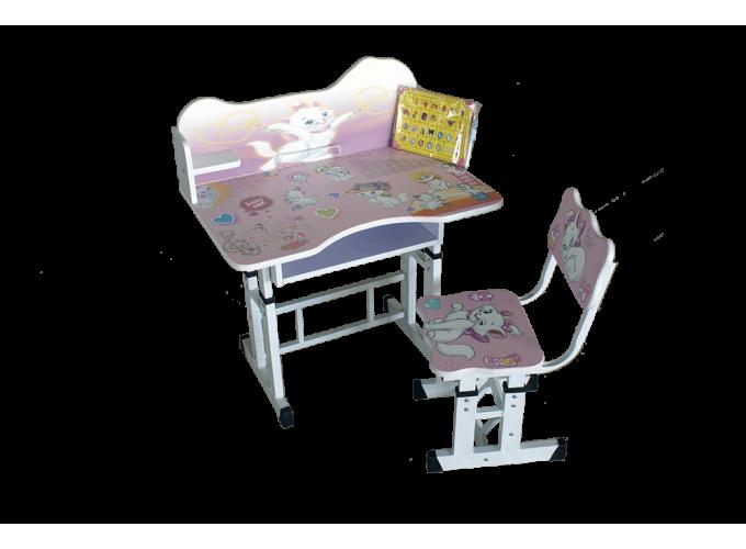 Парта и стул трансформер AL66/1 main