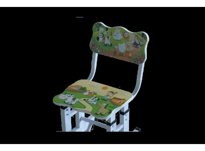 Парта и стул трансформер D04/1 1