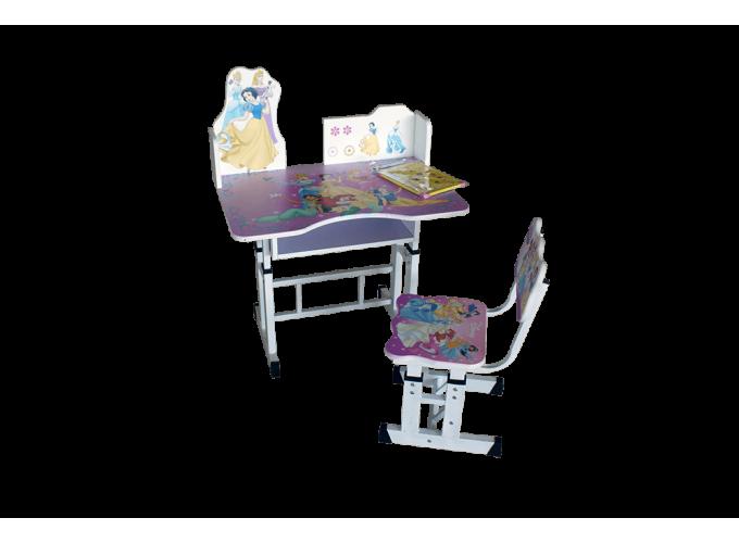 Парта и стул трансформер D11/1