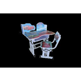 Парта и стул трансформер D12/1
