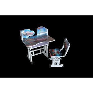 Парта и стул трансформер D12/2
