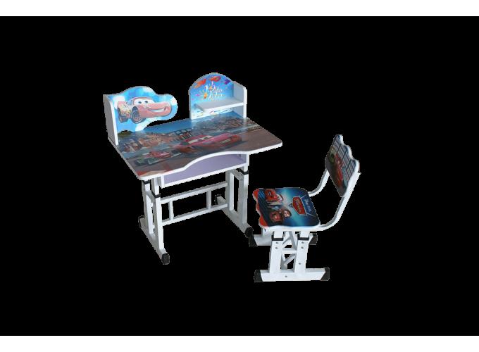 Парта и стул трансформер D12/2 main