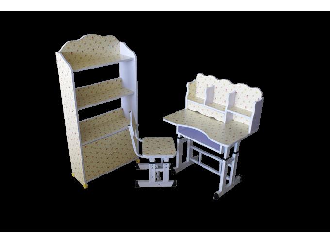 Парта и стул трансформер A619 2