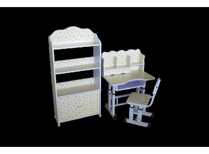 Комплект детской мебели A619+SF002 main