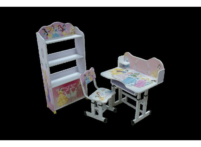 Комплект детской мебели ST607/1+SF004 0