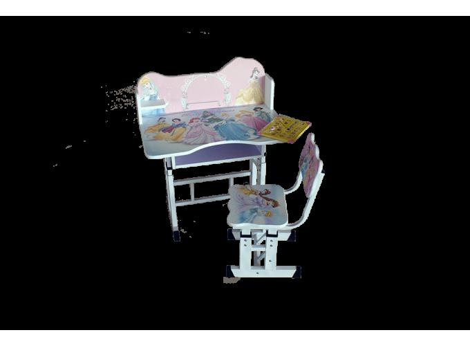 Комплект детской мебели ST607/1+SF004 4