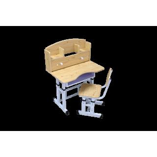 Парта и стул трансформер TR01