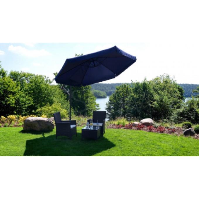 Секрет выбора зонта для дачного участка