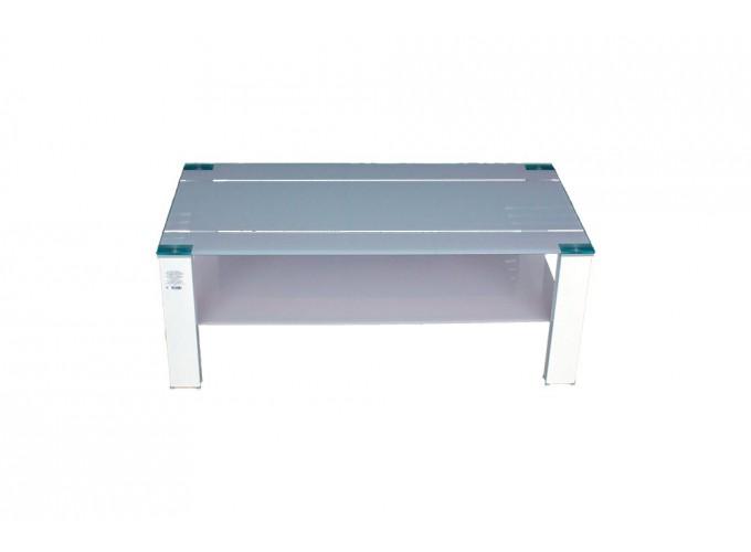 Журнальный стеклянный столик В05 0