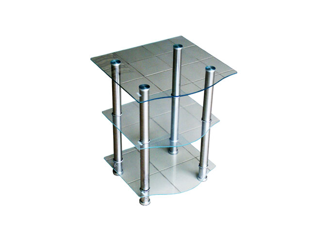 Журнальный стеклянный столик D-2 main