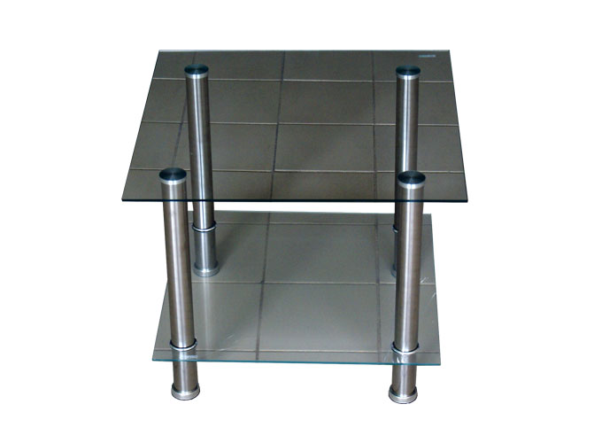 Журнальный стеклянный стол D-4 0