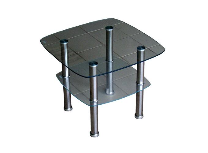 Журнальный столик из стекла D-5 main