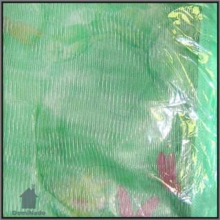 Сетка дверная антимоскитная из полиэстера B04-G (зеленая; 100*210 см)