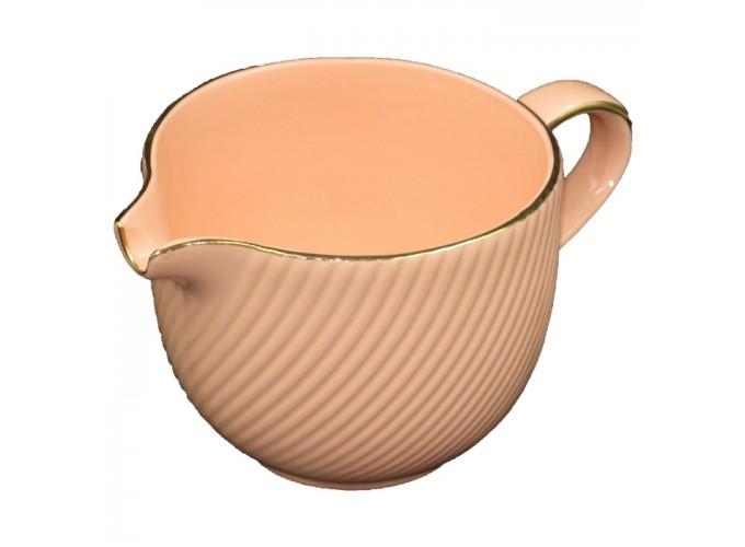 Молочник из фарфора РОЗ1550-3 (400 МЛ)