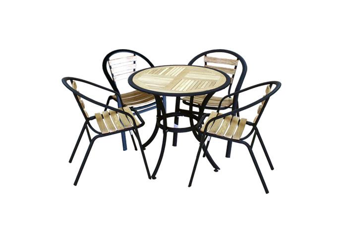 Комплект садовой мебели LM-802-4-604 main