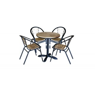 Комплект садовой мебели LM-807-4-604