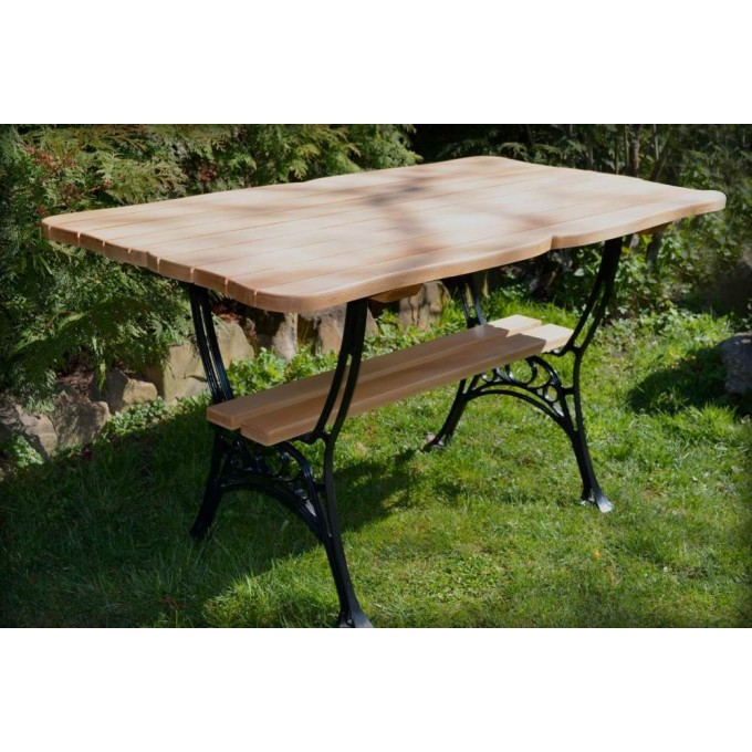 Делаем стол для дачи своими руками