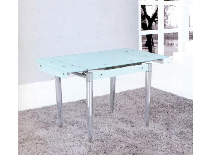 Стеклянный кухонный стол  6069-3