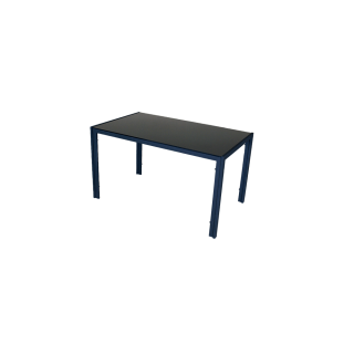 Стеклянный кухонный стол А138