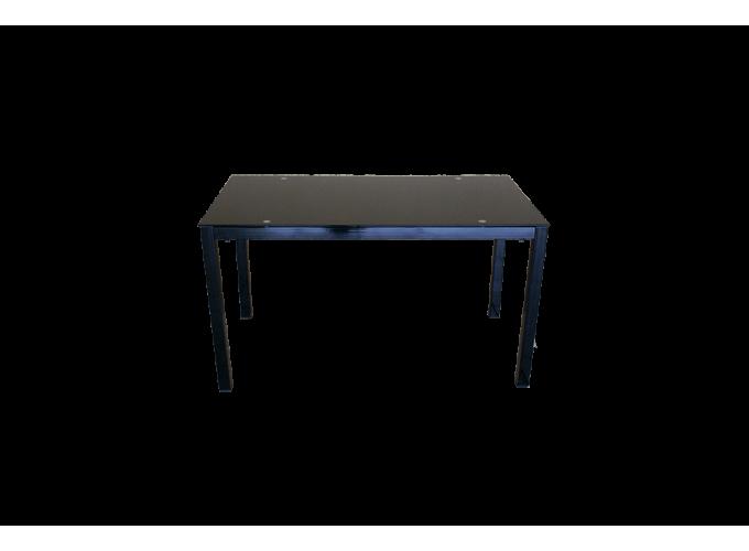 Стеклянный кухонный стол  А0121 2