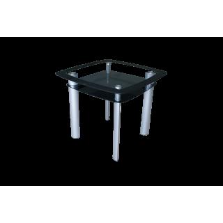 Стеклянный кухонный стол Барный