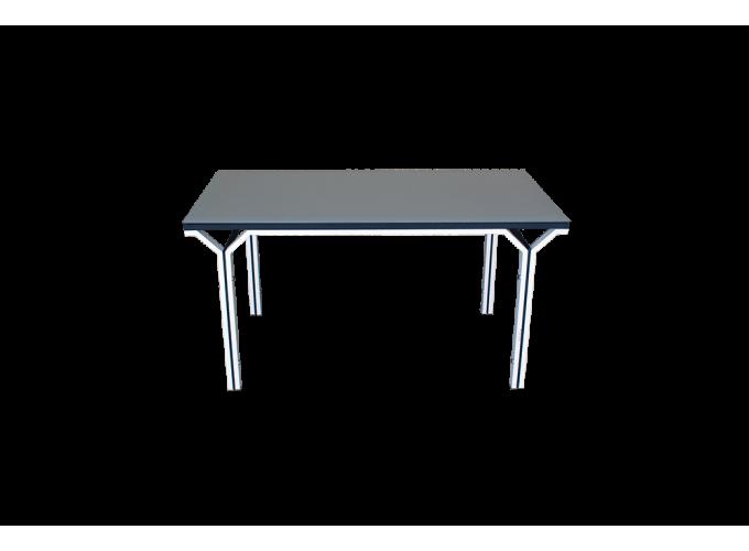Стеклянный кухонный стол DT1100-158 1