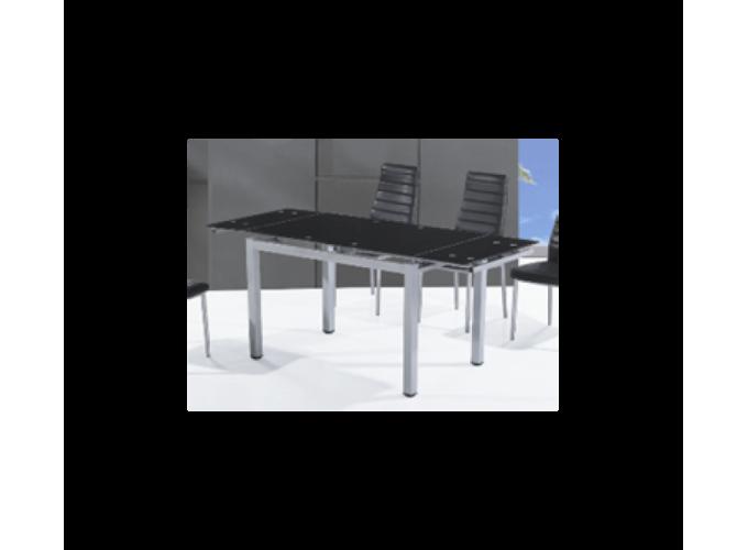 Стеклянный кухонный стол  DT586-1