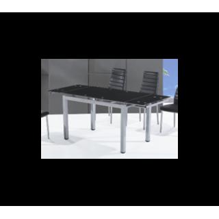Стеклянный кухонный стол  DT586-2