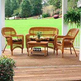 Деревянные стулья для дачи