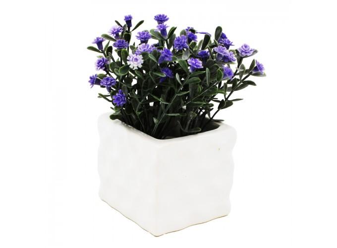 Цветы искусственные в горшке  из полимерных материалов Арт. AC017016