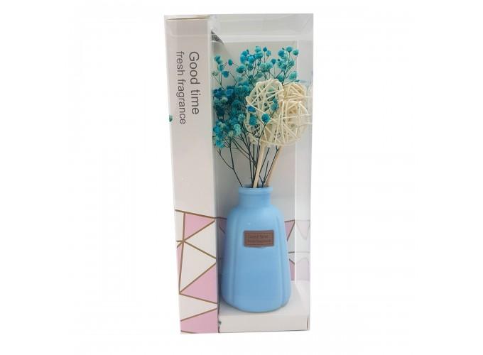 Цветы искусственные в вазочке из полимерных материалов  Арт.XH195 main
