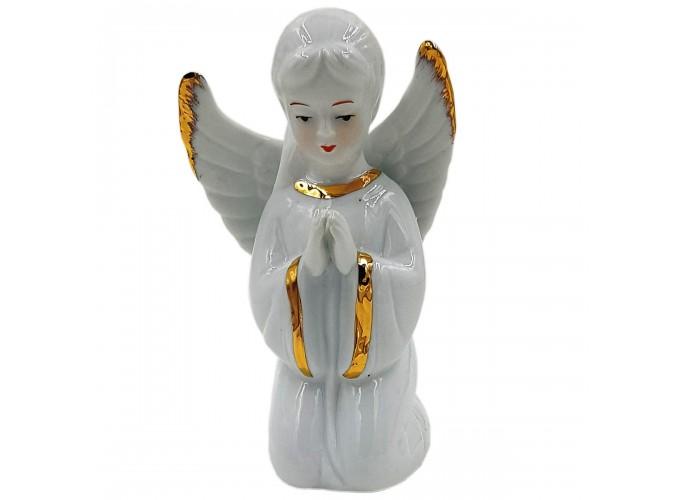 Статуэтка декоративная из фарфора  Арт.SF1020A/B (молящийся ангел)