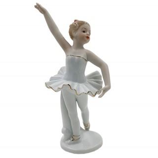 Статуэтка декоративная из фарфора  Арт.HP3220 (балерина)
