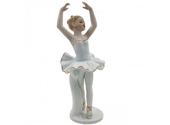 Статуэтка декоративная из фарфора  Арт.HP3219 (балерина)